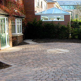 Driveway in York