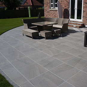 Porcelain Paving in York