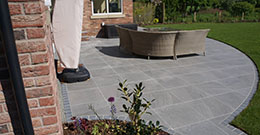 Porcelain Paving | Landscape Design in York