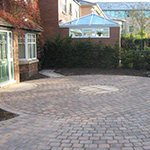 Blockpaving in York