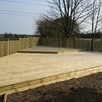Decking | Landscape Design in York